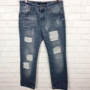 Denim Culture Men's Low Octane Jeans. Size 32/30